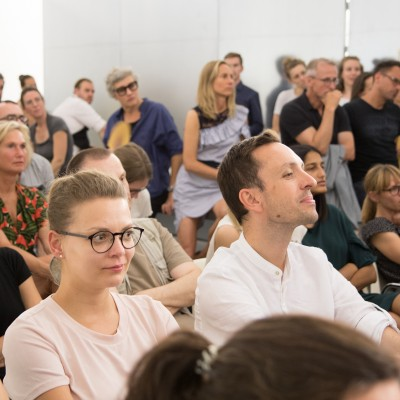 "Impulsvortrag ""Neue Wege - Changing Strategies"" 