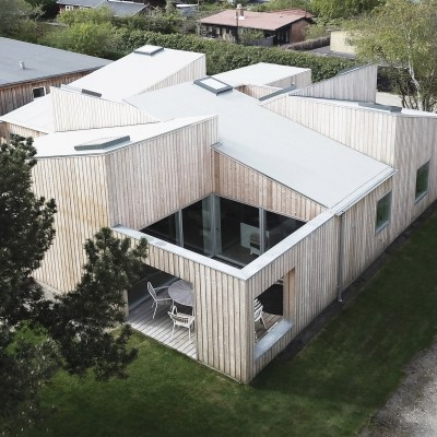 Sigurd Larsen Design Architecture | The Roof House| Foto: Tia Borgvard