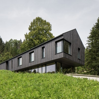 Sigurd Larsen Design Architecture | The Mountain House, Kirchdorf an der Krems| Foto: Christian Flatscher