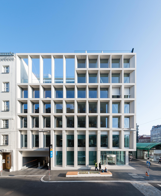 Schenker Salvi Weber - architektur in progress